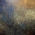 """Mist"" acrylic on canvas by Jennifer Cordiglia, copyright 2016"